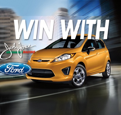 Win 2012 Win With Force Ford Fiesta in brandsource.com Sweepstakes