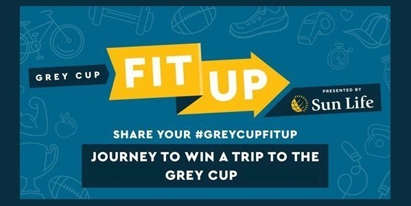 Sun Life Grey Cup Fit Up Contest 2019