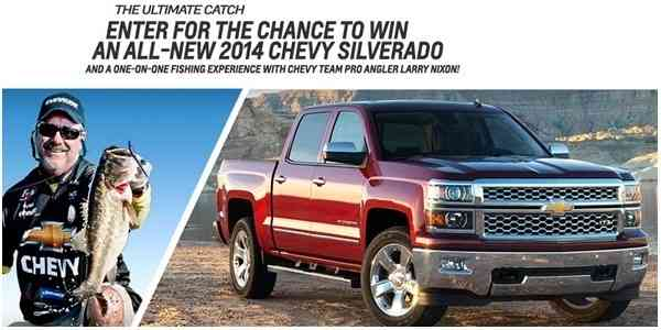 win a 2014 chevy silverado truck sweepstakesbible 2014 chevy ss