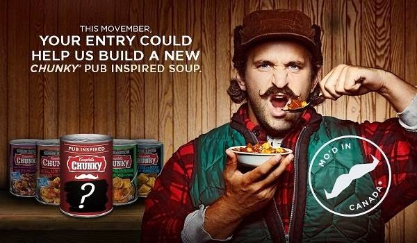 Chunkymovember.com Soup Recipe Contest
