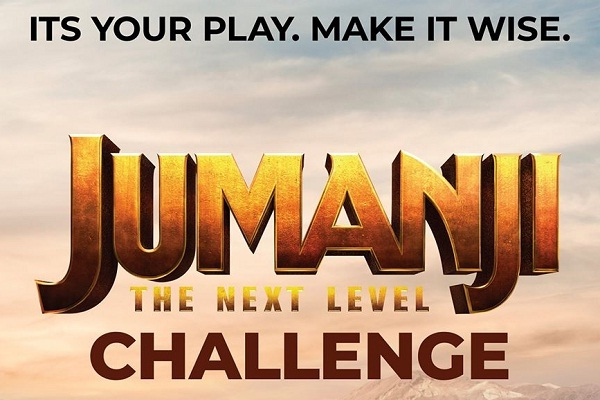 Cinemark.com Jumanji The Next Level Instant Win Game