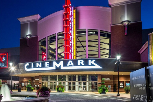 Cinemark Survey Sweepstakes Win Free Movies For A Year