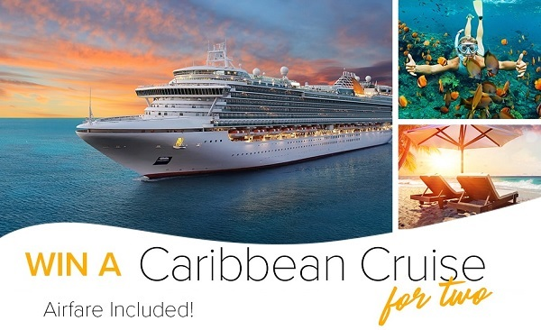 Caribbean Cruise Sweepstakes 2020