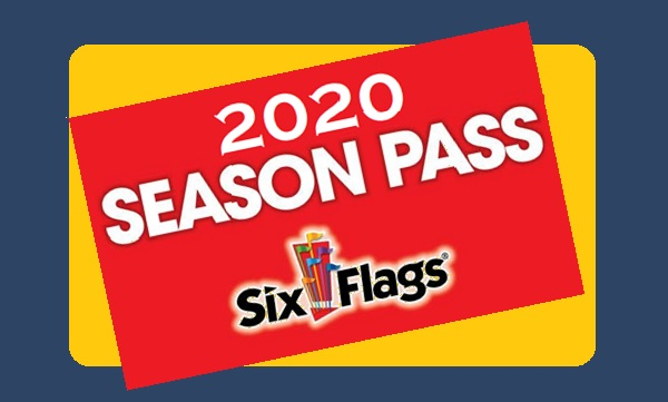 Coca-Cola Six Flags 2020 Season Pass Instant Win Game