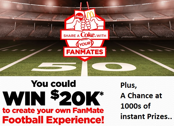 Coca Cola Fall Football Sweepstakes | SweepstakesBible