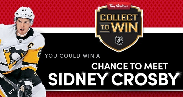 Tim Hortons Collect To Win Contest On Collecttowin Meet Sidney