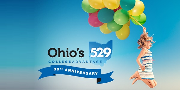 Ohio's 529 Plan Anniversary Giveaway