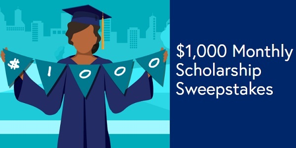 College Ave $1,000 Scholarship Sweepstakes