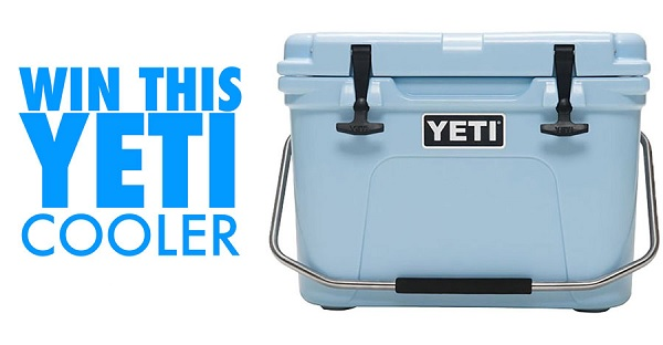 Bud Light Yeti Cooler Giveaway 2020