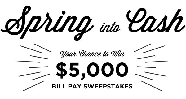 CoreBank.com Bill Pay Sweepstakes
