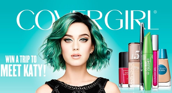 Image result for katy perry covergirl