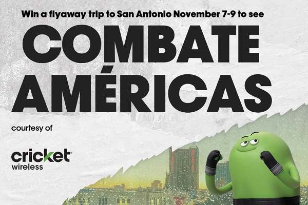 Cricket Wireless Combate Sweepstakes