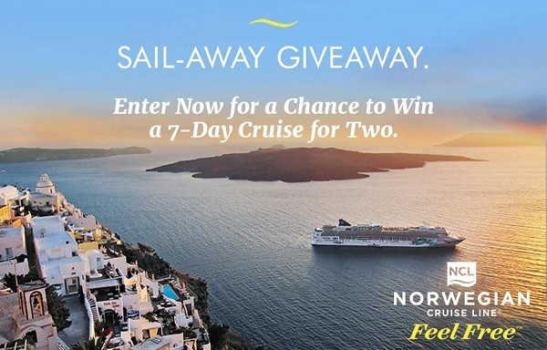 Norwegian Cruise Line Sail-Away Giveaway
