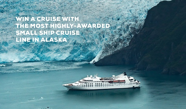 Cruisecritic.com Cruise Alaska with Windstar Sweepstakes