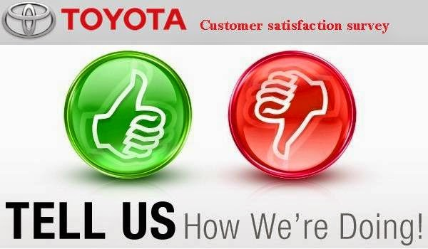 Toyota Canada Customer Satisfaction Survey Contest  Sweepstakesbible