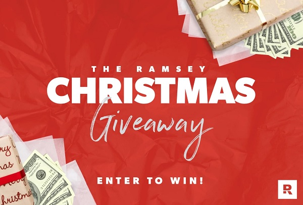 Dave Ramsey: Christmas Daily Giveaways Contest