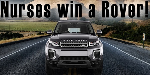 DNA Range Rover Sweepstakes 2019