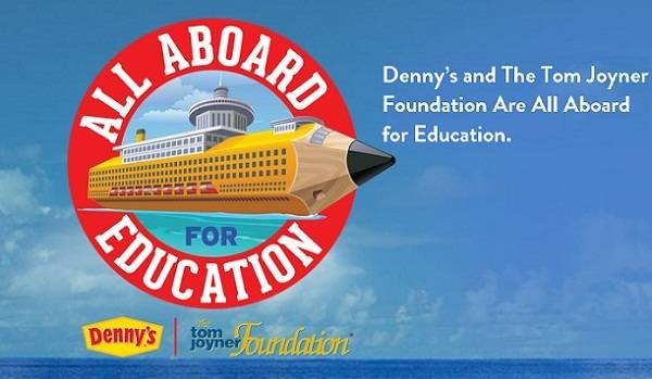 All Aboard for Education Sweepstakes