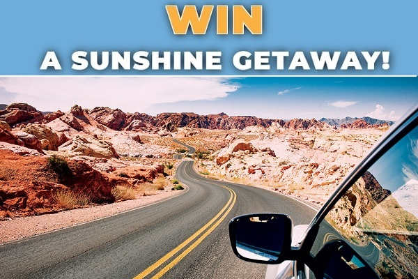 Destination Sunshine Sweepstakes: Win Trip