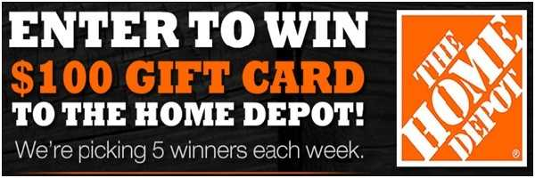 Dial Global Home Depot Sweepstakes 2013