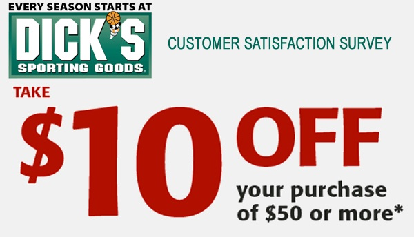 Get the sports gear and apparel you love at amazing prices. Check out the latest DICK'S Sporting Goods coupons for great deals on the workout clothes, footwear .