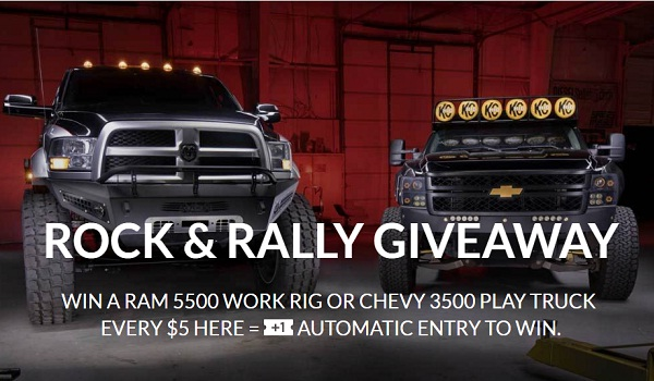 Diesel Brothers Giveaway 2017 >> Diesel Brothers Rock And Rally Giveaway Sweepstakesbible