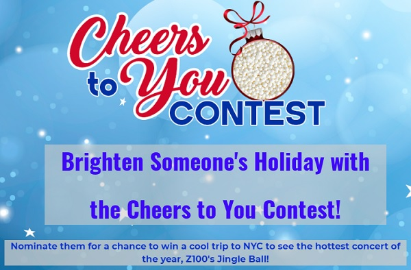 Dippin' Dots iHeartRadio's Jingle Ball 2019 Sweepstakes