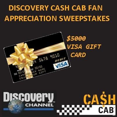 cash sweepstakes websites