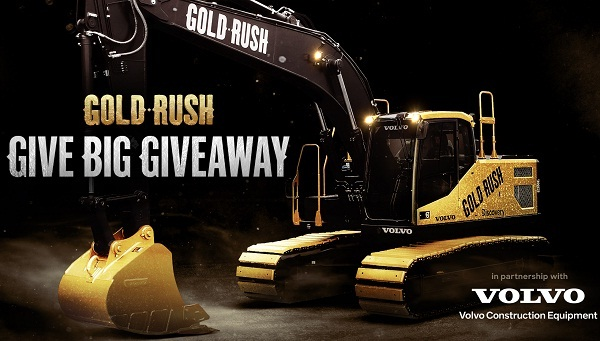 Discovery.com Gold Rush Give Big Giveaway