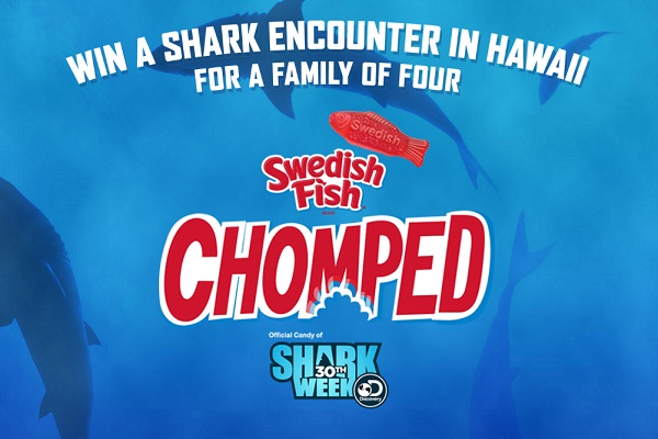 Discovery.com Swedish Fish Chomped Sweepstakes