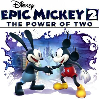 Disney Epic Mickey 2 The Power of Two Sweepstakes