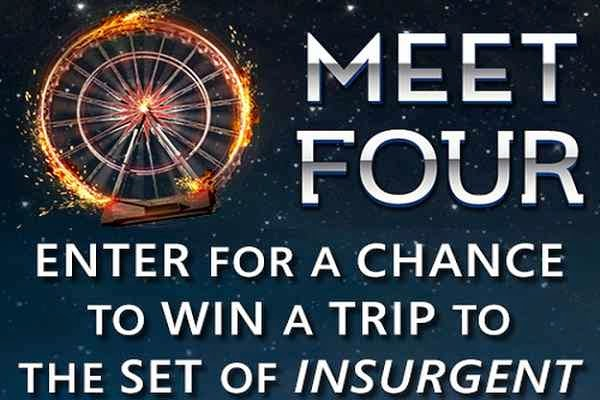 Divergent Meet Four Sweepstakes