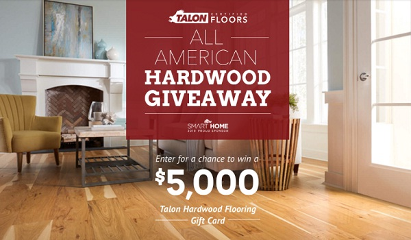 Diynetwork.com All-American Hardwood Giveaway