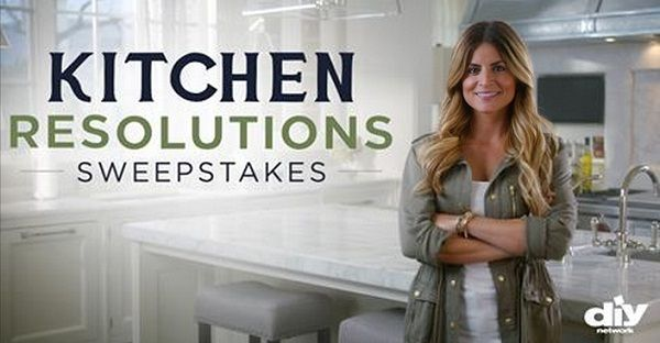 $25,000 DIYNetwork.com Kitchen Resolution Sweepstakes | SweepstakesBible