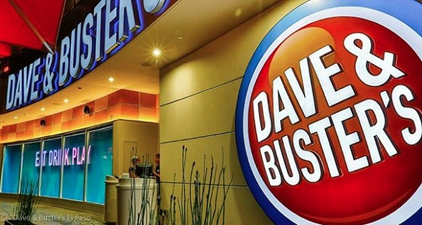 Take Dave and Buster's Survey to earn amazing coupon codes!