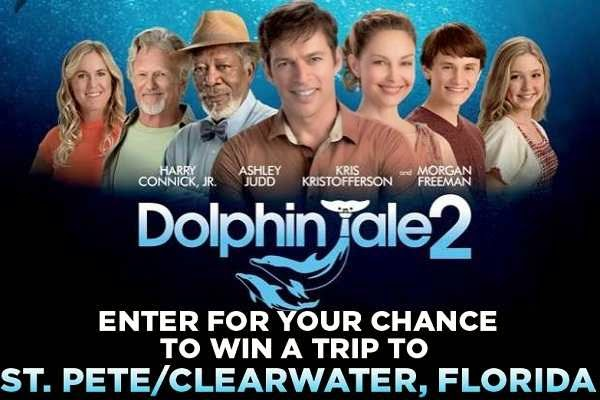 Dolphin Tale 2 Sweepstakes
