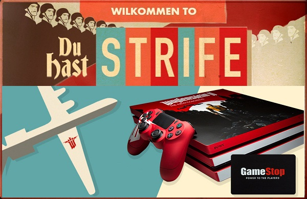 "Bethesda Softworks ""Du Hast Strife"" Sweepstakes and Instant Win Game"