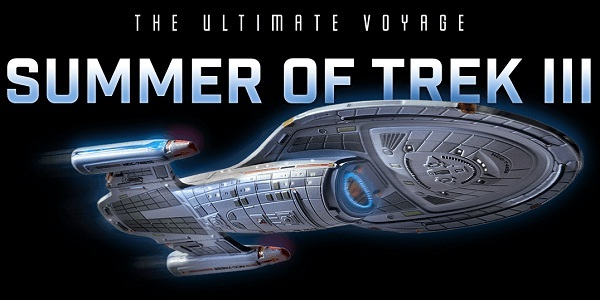 Eaglemoss.com Summer of Trek Sweepstakes