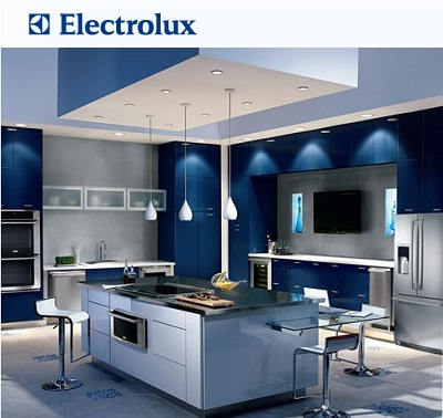 Electrolux Cooking Club Sweepstakes: Win Dream Kitchen