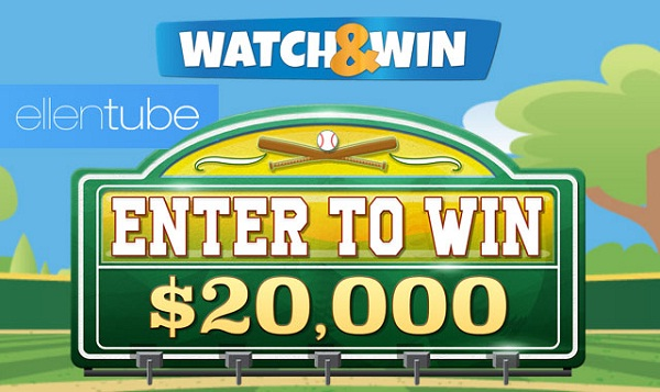 Ellentube.com Chevy Summer Watch and Win Contest