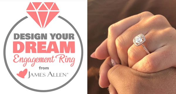 Ellen's Design Your Dream Engagement Ring Sweepstakes