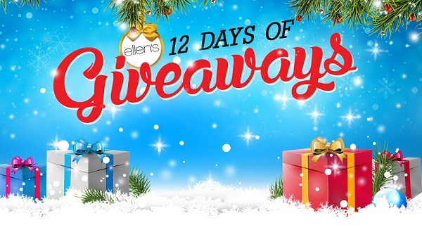 ellen degeneres most famous solo long distance yachtswoman hosts 12 days of giveaways every year there is no doubt about that ellen is funny