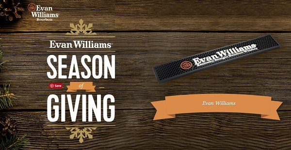 Evanwilliams.com Season of Giving Sweepstakes 2018