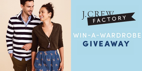 J.Crew Factory Giveaway: Win a Wardrobe