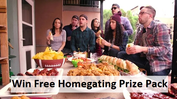 Coors Light Fall Homegating Sweepstakes 2020