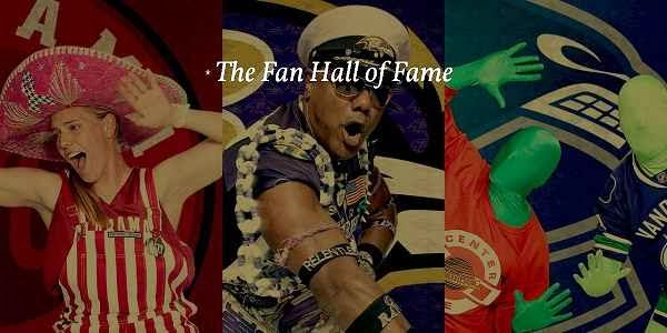 ESPN Fan Hall of Fame Contest