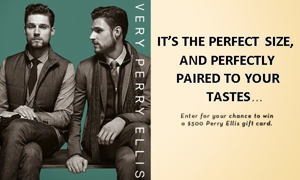 FASHION Magazine contest - Win a Perry Ellis Gift Card