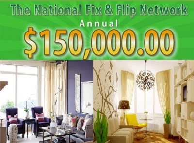 National Fix and Flip Network's $150,000 Fix for Free Giveaway