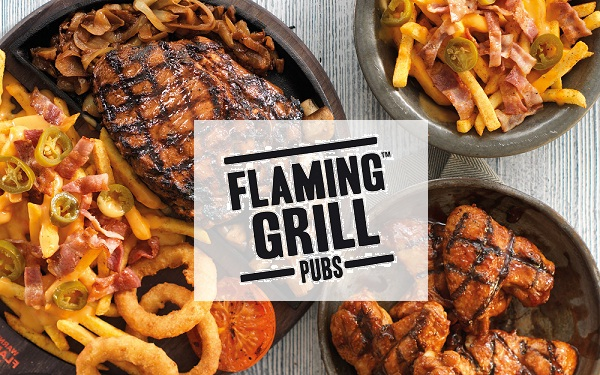 Flaming Grill Guest Satisfaction Survey