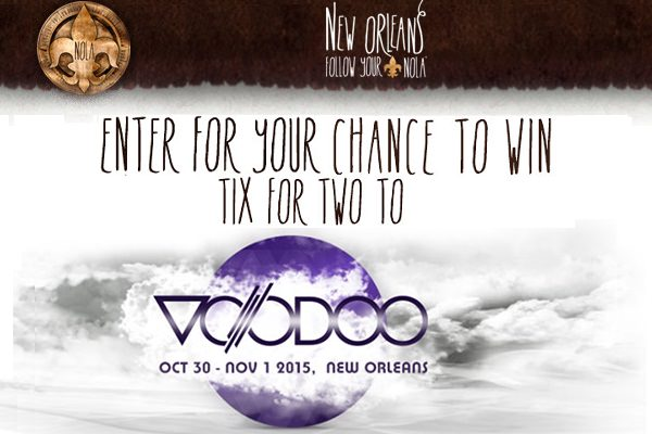 Follow Your NOLA Sweepstakes